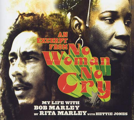 No Woman No Cry My Life With Bob Marley By Rita Marley With Hettie